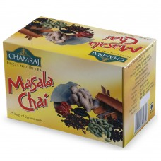 Chamraj Masala Chai in dip Bags  50g