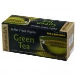 Korakundah Organic Green Tea Dip Bags 50g