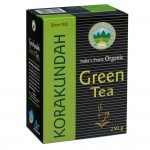 Korakundah Organic Green Tea High grown premium orthodox tea - Mint flavour 250g