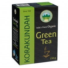 Korakundah Organic Green Tea High grown premium orthodox tea - Regular 250g