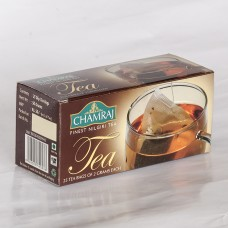 Chamraj Tea Regular  Tea Bags 50 gms