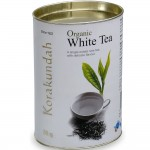 Korakundah Organic White Tea in Canister Pack 50g