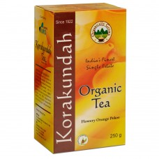 Korakundah Organic Black Tea 250g