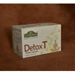 Chamraj Detox T- Herbal Infusion 25 Bags of 1 gm each